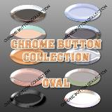 GUI - 10 Oval Chrome Buttons