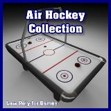 3D Model - Air Hockey Collection