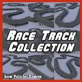 3D Model - Race Track Collection