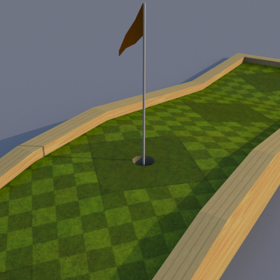 Golf Club from The Sport